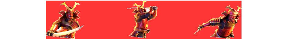 Slot Ninja vs Samurai
